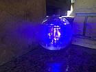 Шар плавающий со светодиодной подсветкой на солнечной батарее AS-SPD-С – разноцветный (RGB), фото 5
