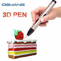 3Д ручка Dewang x4 Золотой