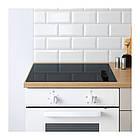 Напольный шкаф с ящиками и дверцами IKEA KNOXHULT 180 см белый 203.267.95, фото 4