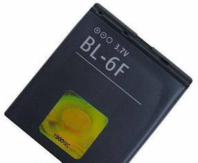 АКУМУЛЯТОР BL-6F ДЛЯ NOKIA N78, N79, N95 8GB