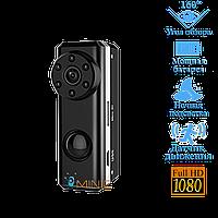 Мини камера W6 1920x1080 с мощной батареей и PIR датчиком движения