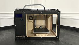 3Д принтер Plastificator 3D Sakura Черный