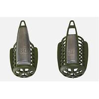 Кормушка фидерная AQT-КП-М60 пластик, маленькая, 60г, прикормка, бойлы, наживки, товары для рыбалки, рыболовные товары, прикормки и насадки