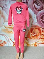 """Спортивный костюм""""Мики"""" розовый"""