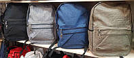 Текстильный рюкзак с карманами для мальчика подростка