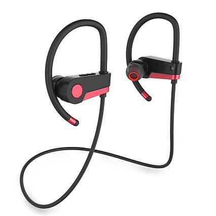 Bluetooth наушники спортивные FZSYL влагозащищенные с микрофоном, фото 2