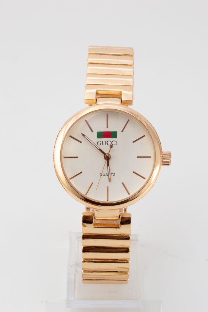 Женские наручные часы Gucci (Гуччи),цвет корпусазолотой