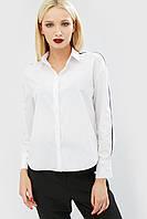 Модная блуза женская белая SPIKS