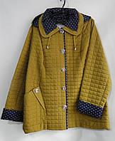 Куртки женские оптом (48-58 размеры) Украина, купить со склада в Одессе 7 км
