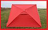 Зонт 2 х 3 пляжный, зонт для торговли, для отдыха с клапаном - Фото