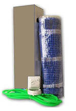 Теплый пол MAT Light - двухжильный нагревательный мат мощностью 150 Вт/кв.м