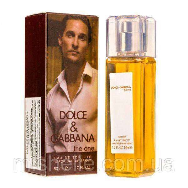 Чоловічий одеколон Dolce & Gabbana The One Men (Дольче Габбана Зе Ван Мен)