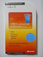Microsoft Office Home and Business 2010 32/64Bit Russian Attach Key PKC (T5D-00704) поврежденная упаковка!