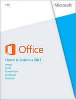 Microsoft Office 2013 Home and Business 32/64-bit Rus DVD BOX (T5D-01761) повреждена упаковка