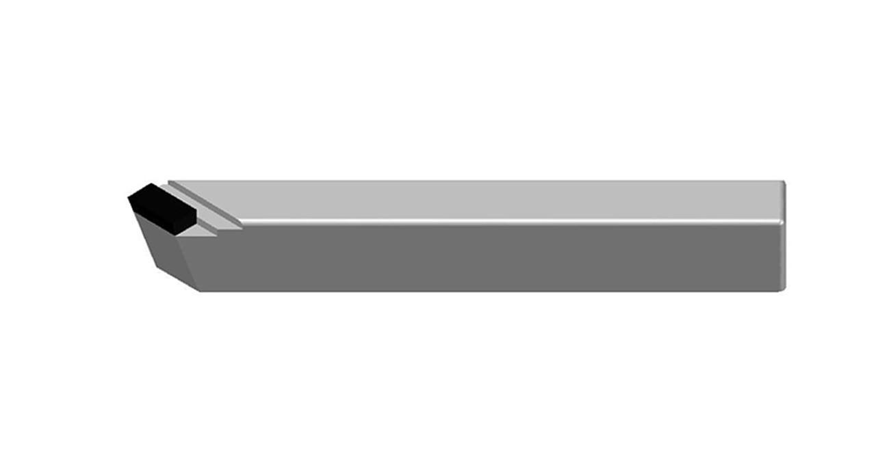 Резец проходной прямой с углом ф 45 (Украина - Крам.) 40х25х200 ВК8,Т5К10,Т15К6