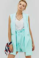 Модный женский жилет в 2х цветах FORMA