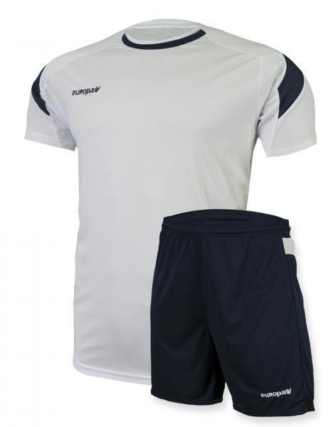 Футбольная форма Europaw 010 белая XL, 2XL