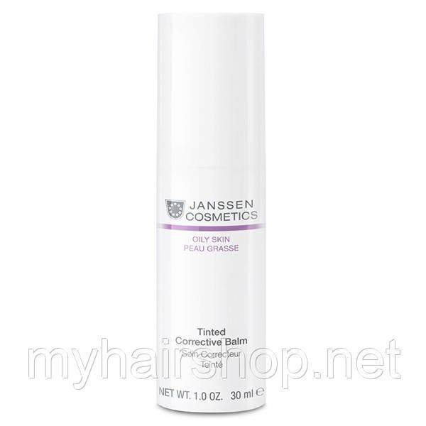 Тонирующий бальзам JANSSEN Tinted Corrective Balm Medium 30 мл