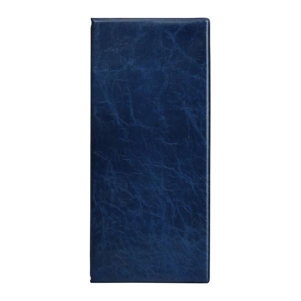 Візитниця 2502-01(80 віз.), Xepter, синя, 2502-02-A