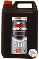 MENZERNA Super Heavy Cut Compound 300 Высокоабразивная полировальная паста , 6.6кг