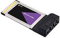 Контролер обладнання PCMCIA 32b-FireWire 6p Roline x3(15.06.2175)