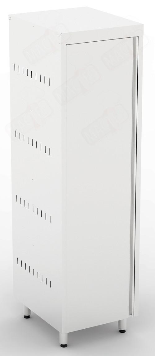 Шкаф напольный 1 секц, 4 полки  ( 500*500*1800)
