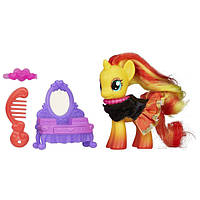 My Little Pony Сансет Шиммер серія Задзеркалля (Май Литл Пони Сансет Шиммер Зазеркалье, Sunset Shimmer)