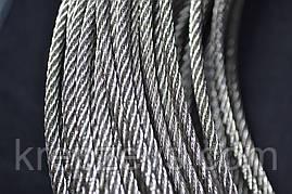 Трос із нержавіючої сталі 2мм