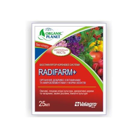 Биостимулятор развития корневой системы Radifarm (Радифарм) 25 мл, Valagro, Италия