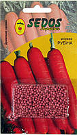 Семена морковь Рубина F1