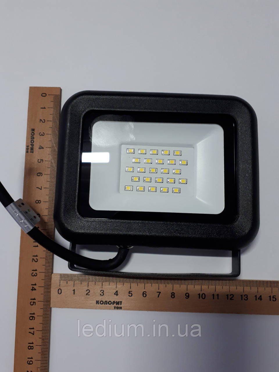 Прожектор светодиодный 20 Ватт белый