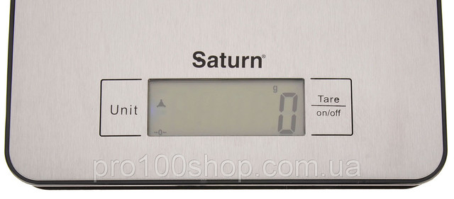Кухонные весы Saturn ST-KS7804