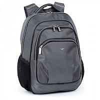 Рюкзак шкільний з ортопедичною спинкою для хлопчика Dolly сірий (519), фото 1