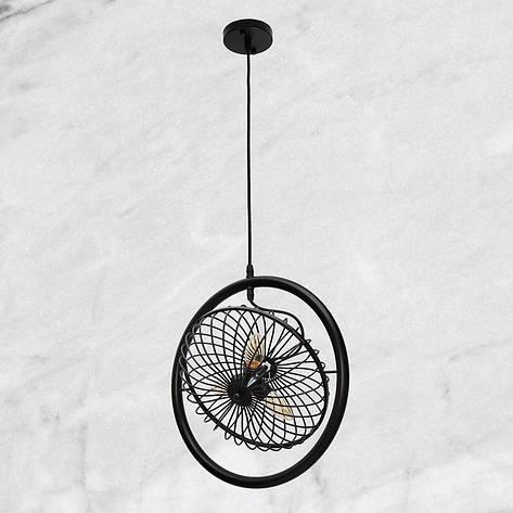 """Люстра """"Loft"""" (56-PR8400-3 BK), фото 2"""