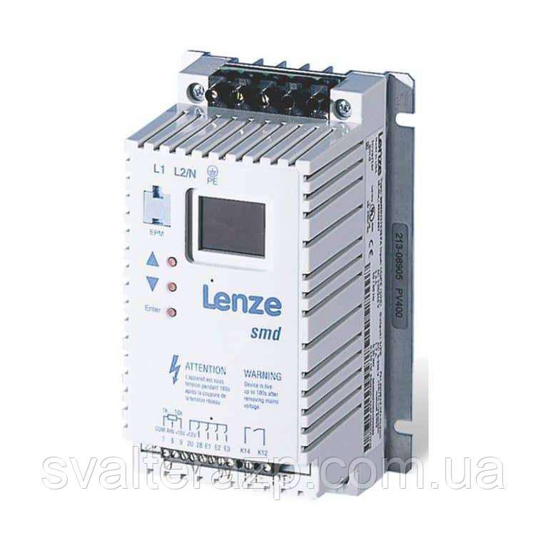Преобразователь частоты 0,55 кВт Lenze ESMD551X2SFA