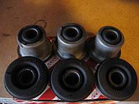 Втулка ушка задней рессоры (сайлентблок) JAC 1020 (Джак)