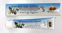 Лечебная зубная паста на основе мангустина и гувавы,Abhai Herbal Toothpaste 70г