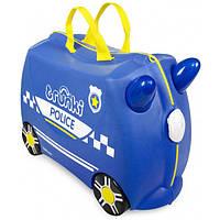 Валіза дитячий Trunki Police TRU-0323