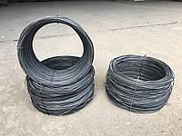 Проволока вязальная (черная) обожженная, ГОСТ 3282-74, ∅ 1,2