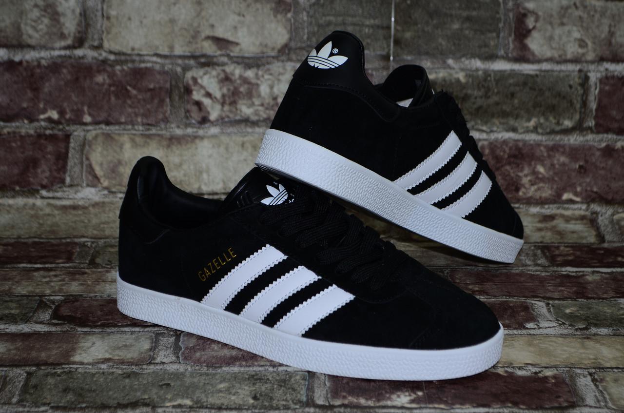 f68b1529 Замшевые мужские кроссовки (кеды) Adidas Gazelle Адидас - Shoes-style в  Киеве