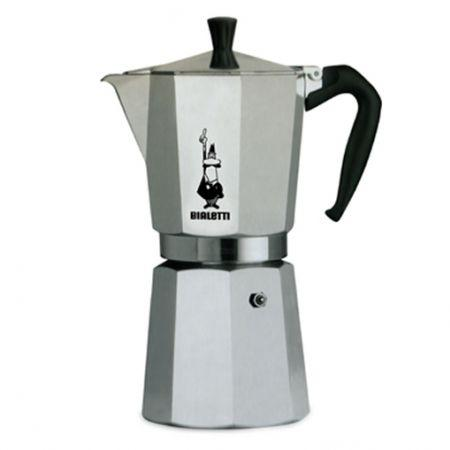 Гейзерная кофеварка Bialetti Moka Express (18 чашек - 1080 мл)