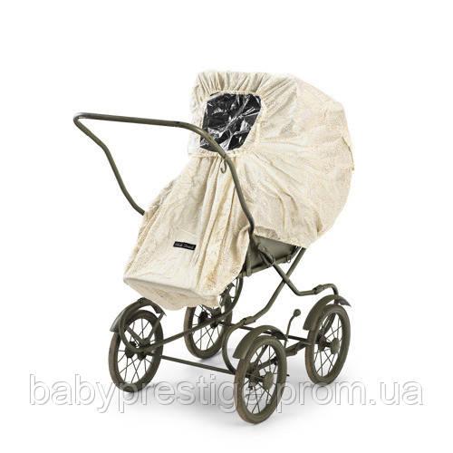 Дождевик для коляски Elodie details Gold shimmer, универсальный
