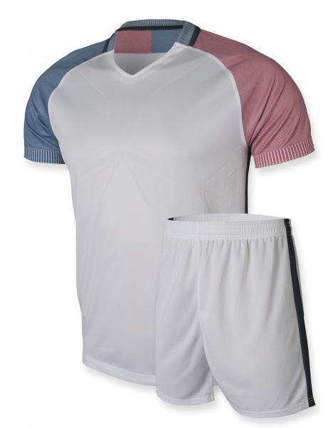 Футбольная форма Europaw 012 белая S, L, XL