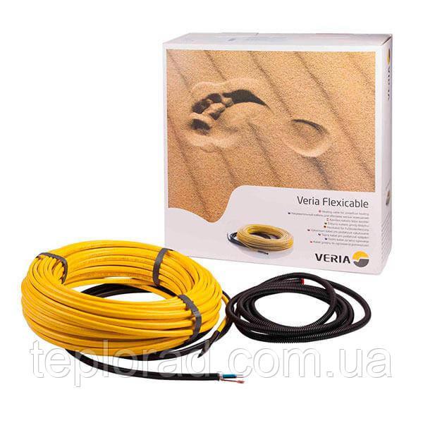 Двужильный нагревательный кабель Veria Flexicable 20 80 м (189B2014)