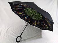 """Зонт обратного сложения """"Smart"""" №012-1"""