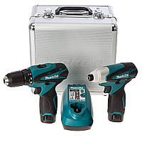 Набор инструментов Makita DF330D+TD090D