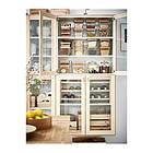 Контейнер для хранения продуктов IKEA 365+ 600 мл квадратный стеклянный 003.592.06, фото 5