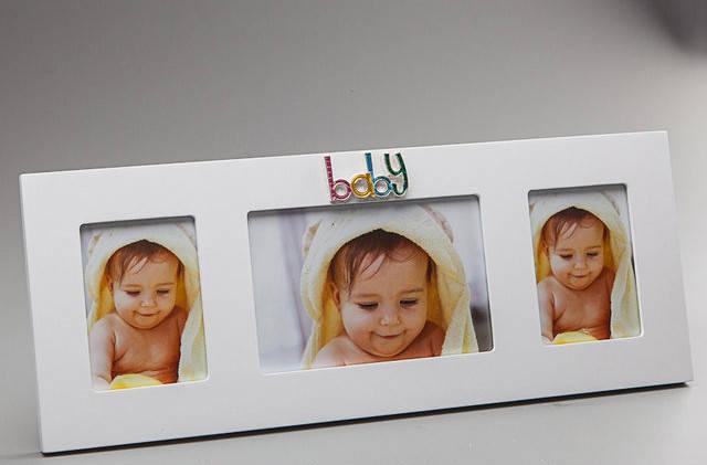 """Фоторамка Baby"""" (10*15 см) 126C, фото 2"""