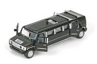 Автомодель Технопарк - ЛИМУЗИН (черный, свет, звук) (SL-971WB)