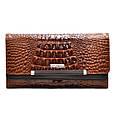 Большой женский кошелек из кожи Desisan, фото 8